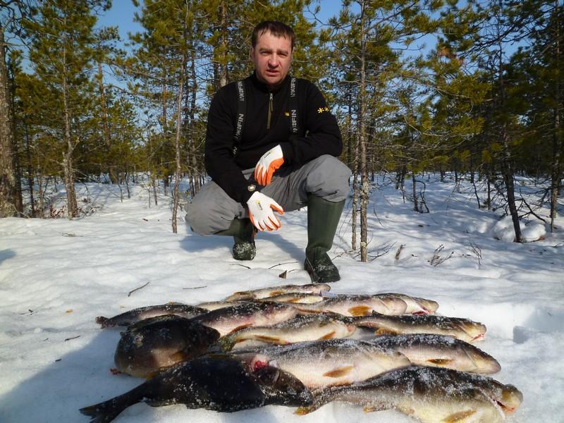 рыбалка в светлополье
